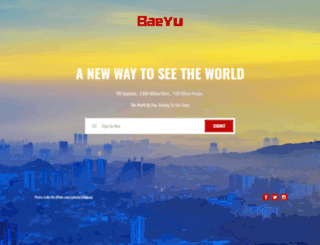 baeyu.com screenshot