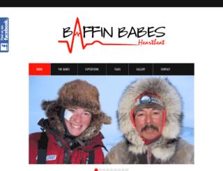 baffinbabes.com screenshot