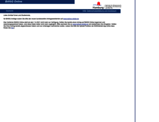 bafoeg-online.hamburg.de screenshot