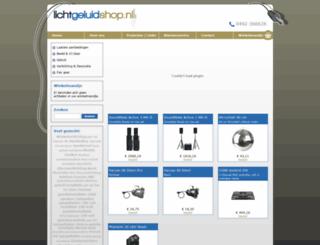 bafshop.nl screenshot