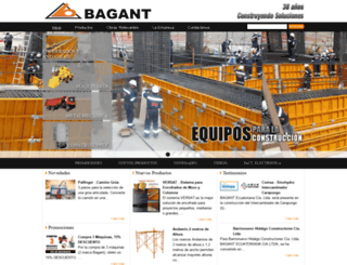 bagant.com screenshot