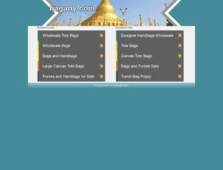 bagany.com screenshot