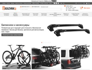 bagazhnik.net screenshot
