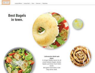 bagelbrothers.com screenshot