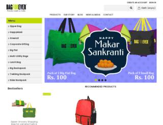 bagforever.com screenshot