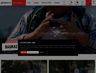 bagmaster.cz screenshot