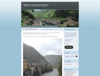 bagnidilucca.wordpress.com screenshot