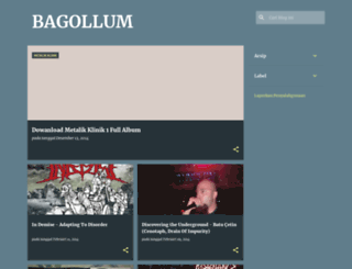 bagollum.blogspot.com screenshot