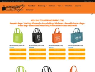 bagpromosdirect.com screenshot
