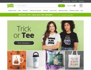 bags.cafepress.com screenshot