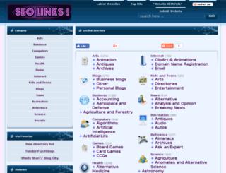 bagseo.com screenshot