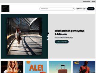 bagstage.fi screenshot