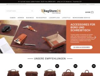bagstore24.de screenshot