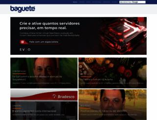 baguete.com.br screenshot