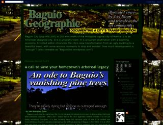 baguio-thru-d-lens.blogspot.de screenshot