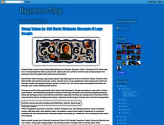 bagusseven.blogspot.co.id screenshot