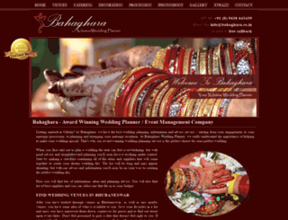 bahaghara.co.in screenshot