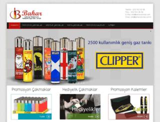 baharcakmak.com screenshot