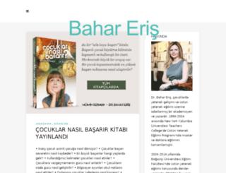 bahareris.com screenshot