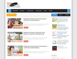 bahasainggrisyu.blogspot.com screenshot