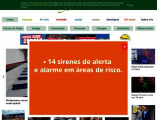 bahianoticias.com.br screenshot