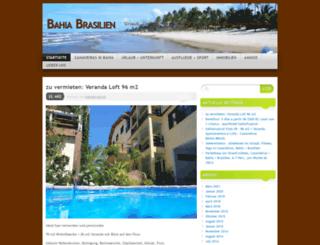 bahiatropical.com screenshot
