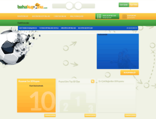 bahiskuponu.com screenshot