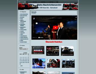 bahnaktuell.net screenshot