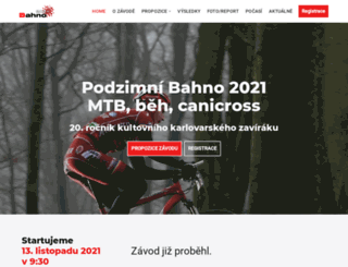 bahno.ambike.com screenshot