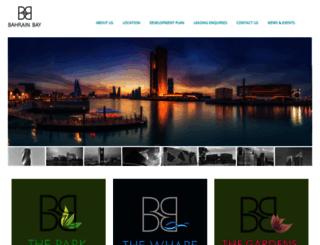 bahrainbay.com screenshot