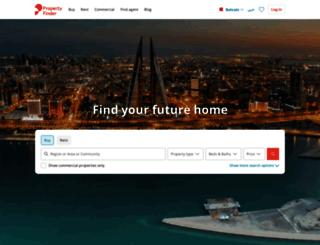 bahrainpropertyworld.com screenshot