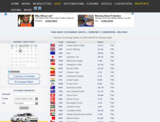 baht.thaivisa.com screenshot
