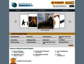 bahubaliindia.com screenshot