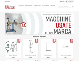 baicchiluciano.eu screenshot