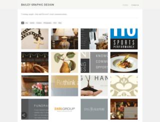baileygraphicdesign.com screenshot