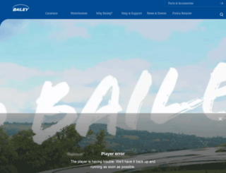 baileyofbristol.co.uk screenshot