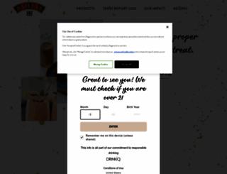baileys.com screenshot