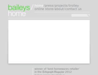 baileys.cpanstey.co.uk screenshot