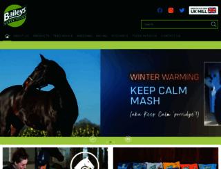 baileyshorsefeeds.co.uk screenshot