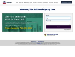 bailrecoverynetwork.bailbooks.com screenshot