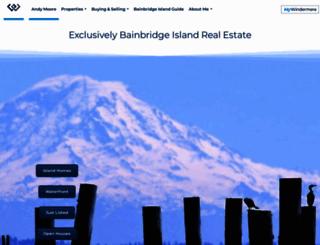 bainbridgeislandwaterfront.com screenshot