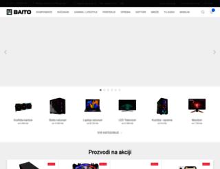 baito.rs screenshot