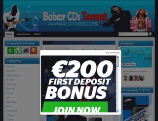 baixarcdstorrents.com.br screenshot