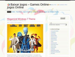 baixarjogos.wordpress.com screenshot
