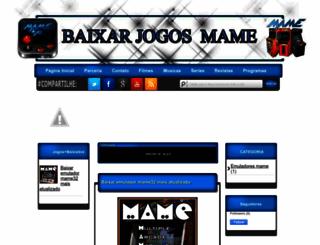 baixarjogosmame.blogspot.com.br screenshot