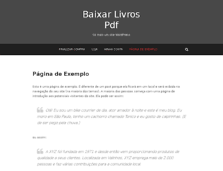 baixarlivrospdf.com screenshot
