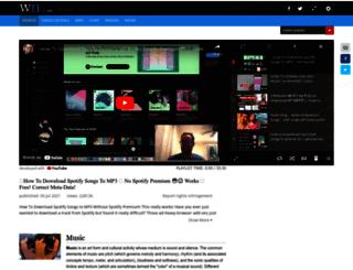 baixarmusicasmp3gratis.com screenshot