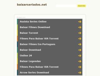 baixarseriados.net screenshot