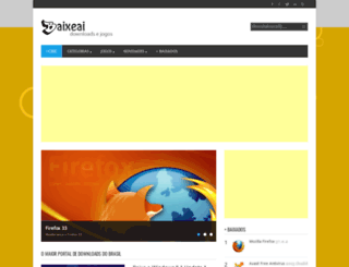 baixeai.com.br screenshot