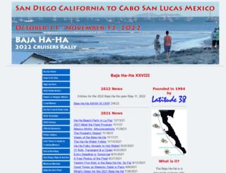 baja-haha.com screenshot